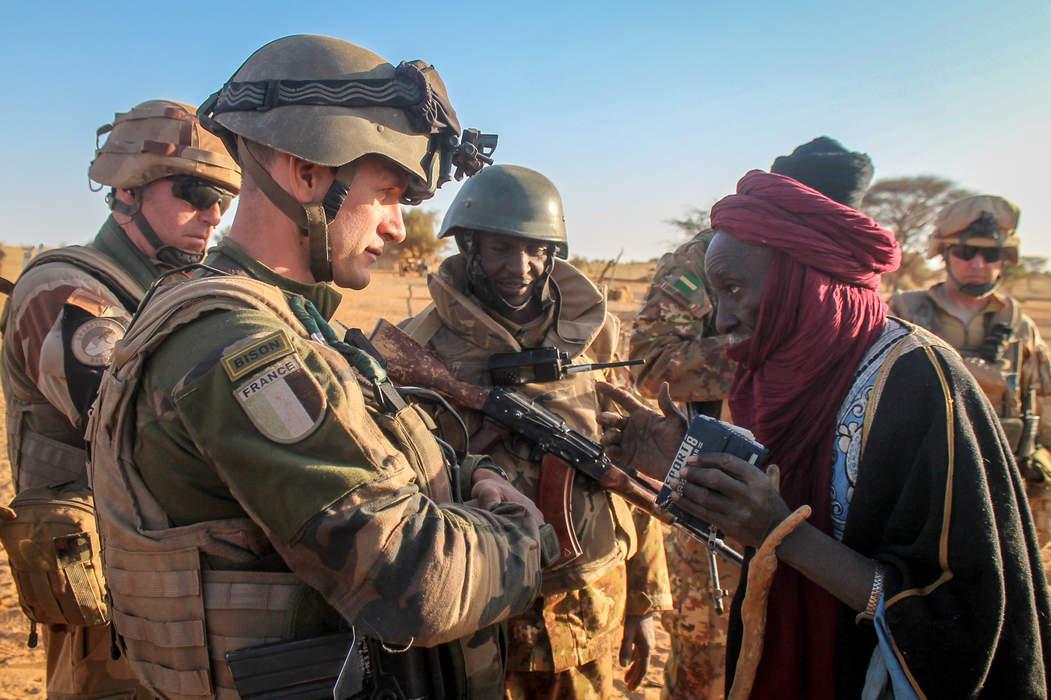 Operation Barkhane: French military operation