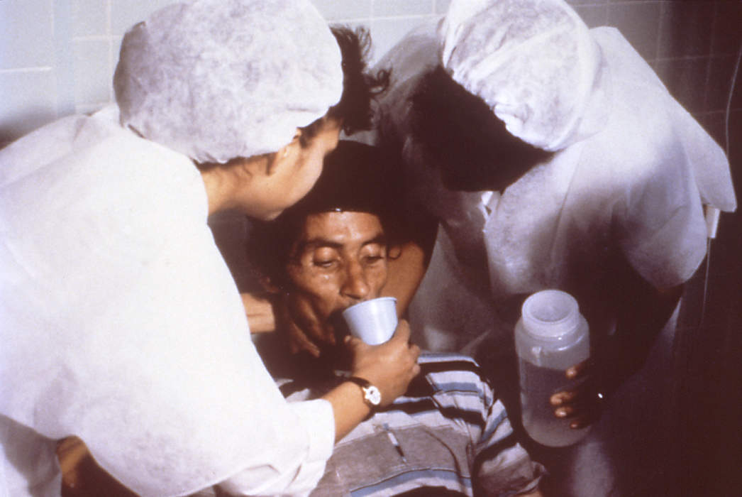 Oral rehydration therapy: Type of fluid replacement used to prevent and treat dehydration