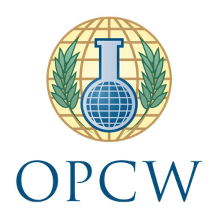 Organisation for the Prohibition of Chemical Weapons: Intergovernmental organisation and the implementing body for the Chemical Weapons Convention