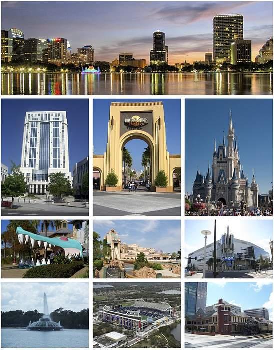 Orlando, Florida: City in Central Florida