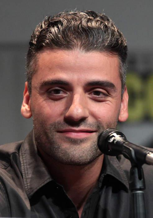 Oscar Isaac: American actor