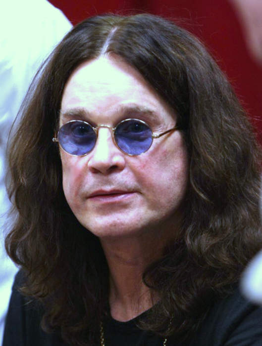 Ozzy Osbourne: English heavy metal vocalist and songwriter