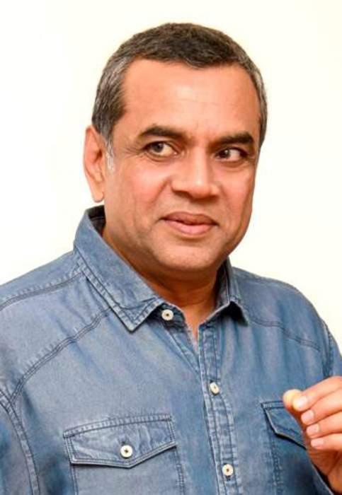 Paresh Rawal: Former Member of Parliament, Lok Sabha