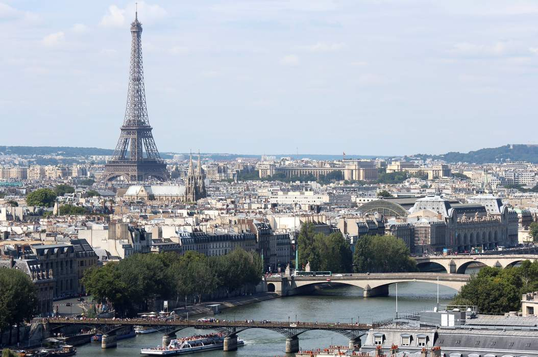 Paris: Capital and most populous city of France
