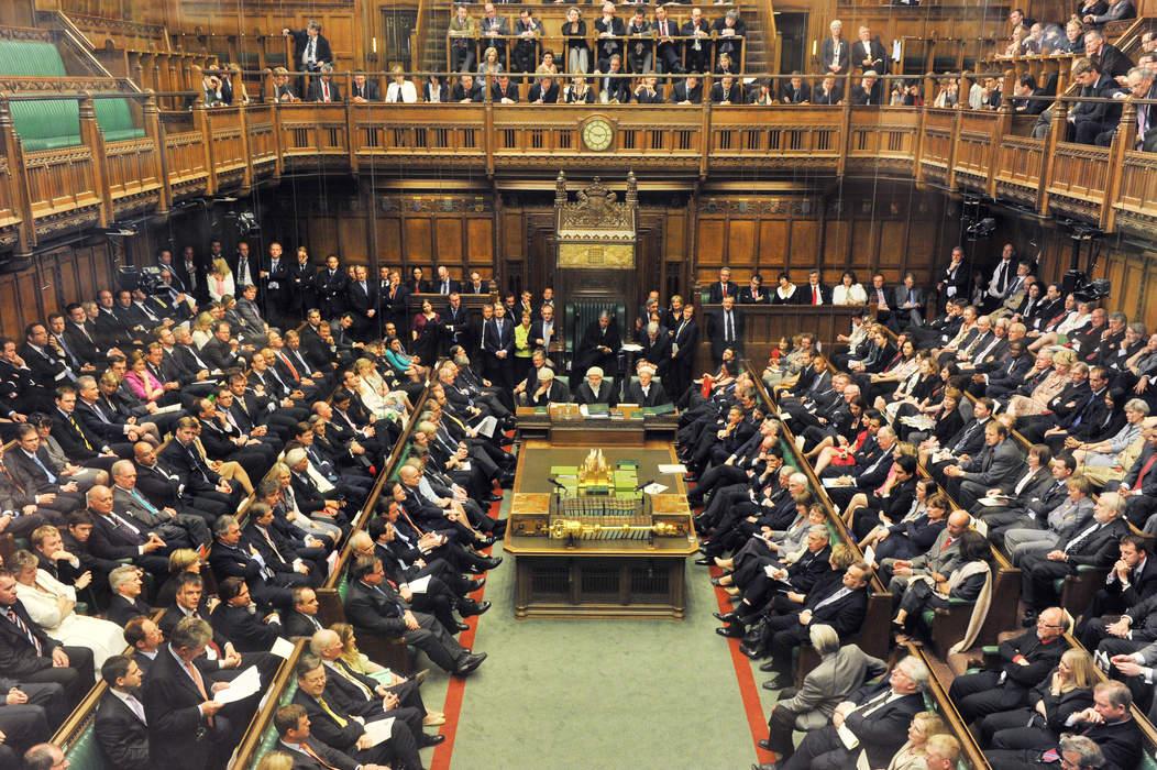 Parliament: Legislative body of government