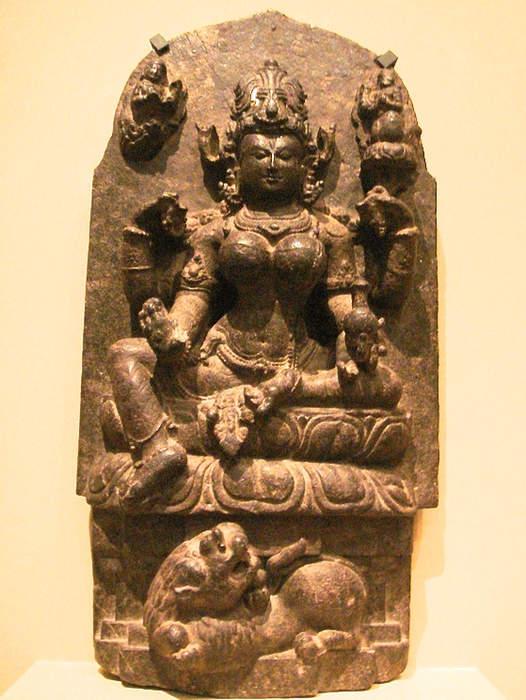Parvati: One of principal goddesses in Hinduism