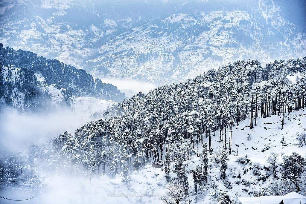 Patnitop: Hill Station in Jammu and Kashmir, India