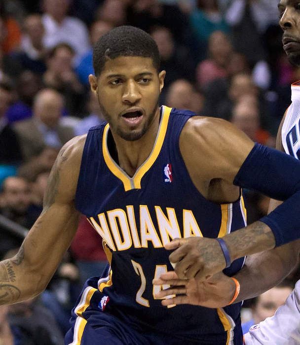 Paul George: American basketball player