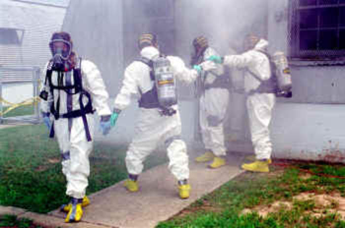 Personal protective equipment: Equipment designed to help protect an individual from hazards