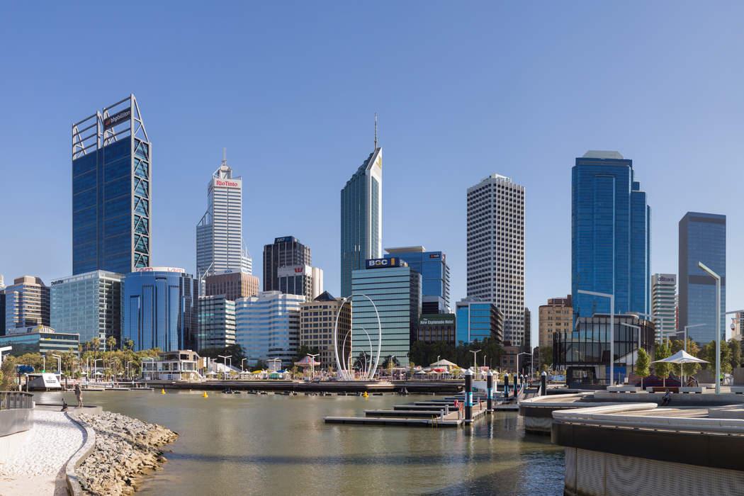 Perth: City in Western Australia