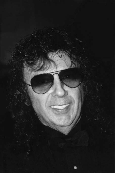 Phil Spector: American record producer, songwriter and convicted murderer