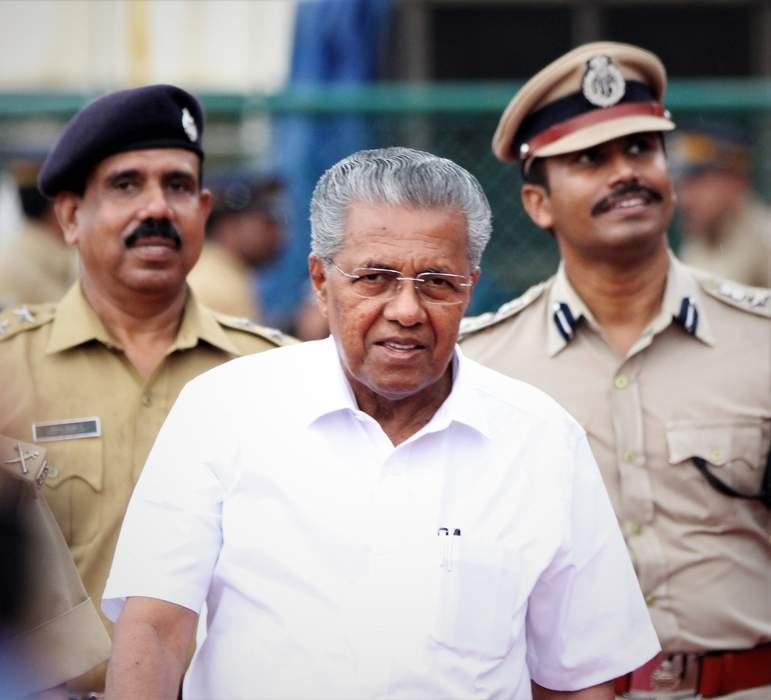 Pinarayi Vijayan: 12th Chief Minister of Kerala