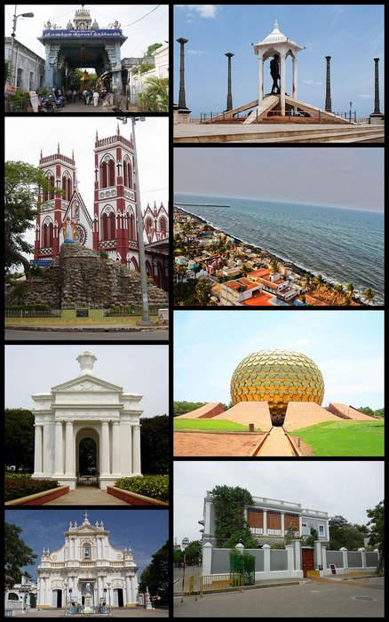 Pondicherry: City in Puducherry, India