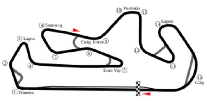 Portuguese Grand Prix: