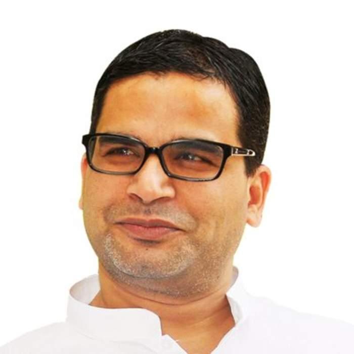 Prashant Kishor: Indian political strategist