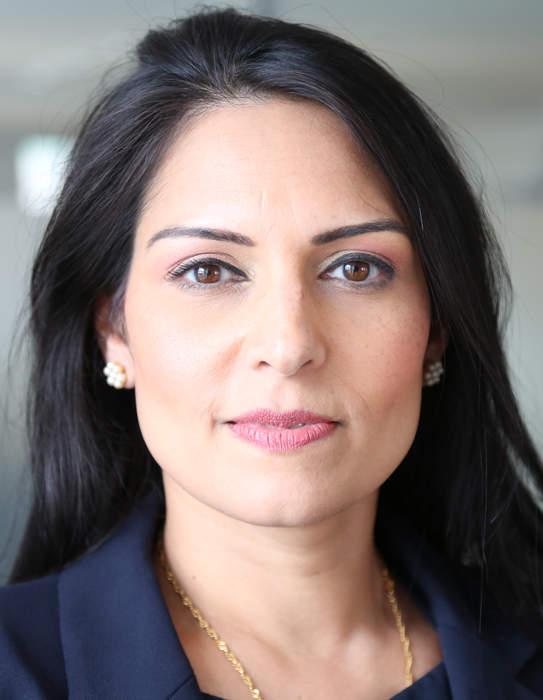 Priti Patel: British politician, UK Home Secretary