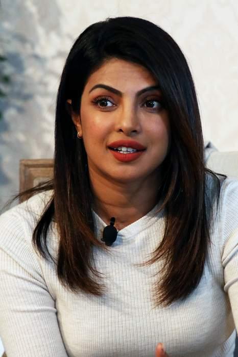 Priyanka Chopra: Indian actress singer, producer and author