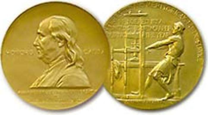 Pulitzer Prize: Award for achievements in journalism, literature, and musical composition within the United States