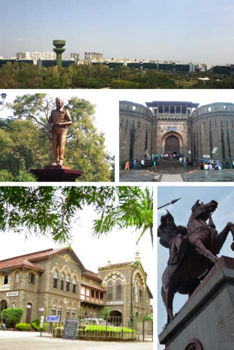 Pune: Place in Maharashtra, India