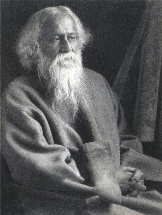 Rabindranath Tagore: Bengali poet, philosopher and polymath