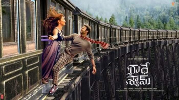 Radhe Shyam: 2021 film by Radha Krishna Kumar