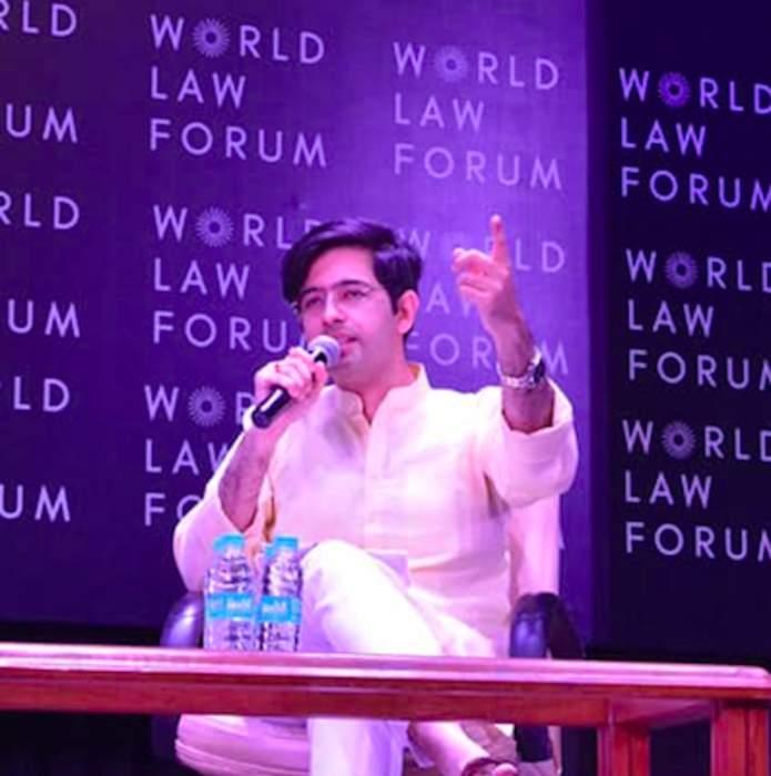 Raghav Chadha: Indian politician