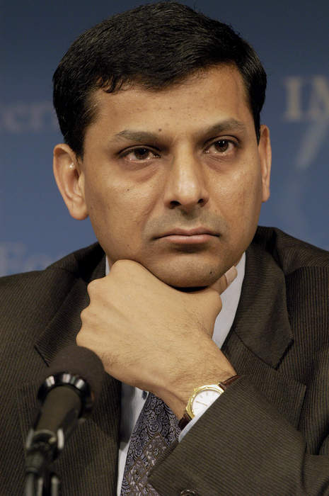 Raghuram Rajan: Indian economist and former governor of Reserve Bank of India