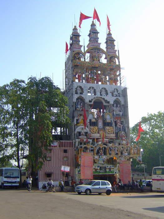 Raipur: Metropolis in Chhattisgarh, India