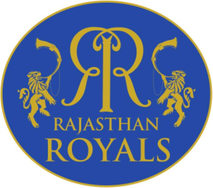 Rajasthan Royals: Jaipur based franchisee of the Indian Premier League