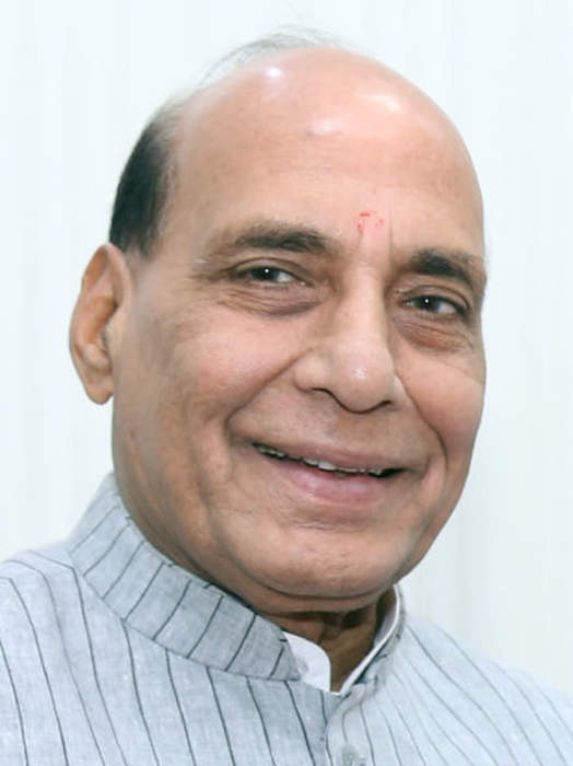 Rajnath Singh: Defence Minister of India