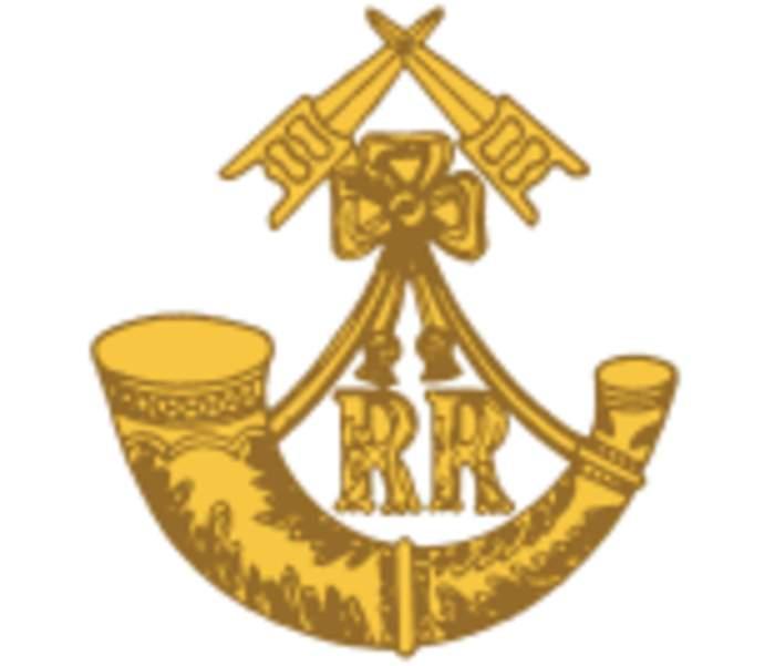 Rajputana Rifles: