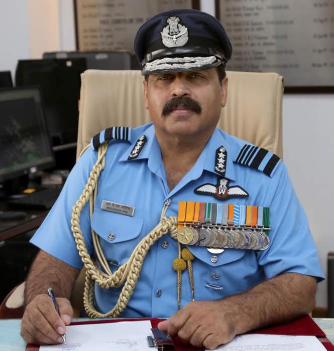 Rakesh Kumar Singh Bhadauria: