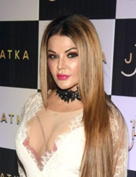 Rakhi Sawant: Indian actress