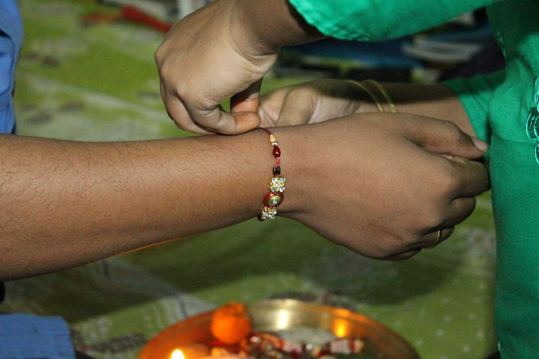 Raksha Bandhan: Hindu annual rite from South Asia