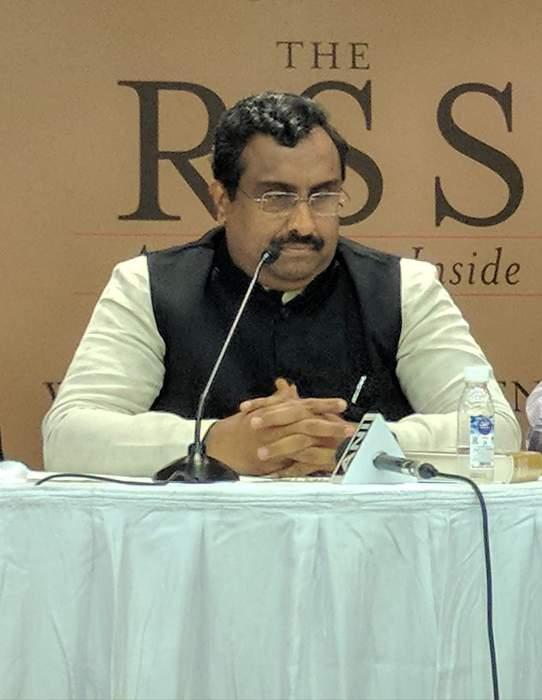Ram Madhav: