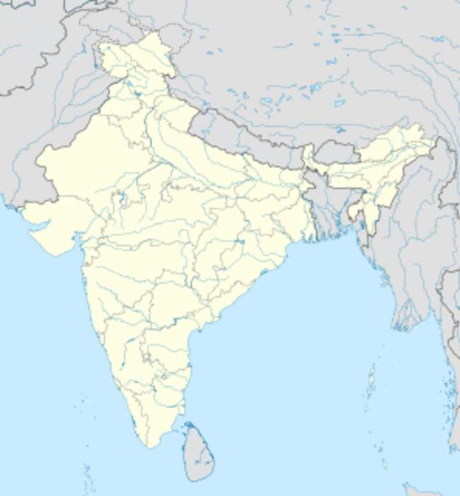 Ram Mandir, Ayodhya: Hindu temple of the god Rama being built in Ayodhya, India on Ram Janmabhoomi site