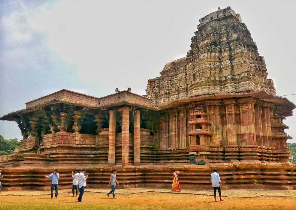 Ramappa Temple: