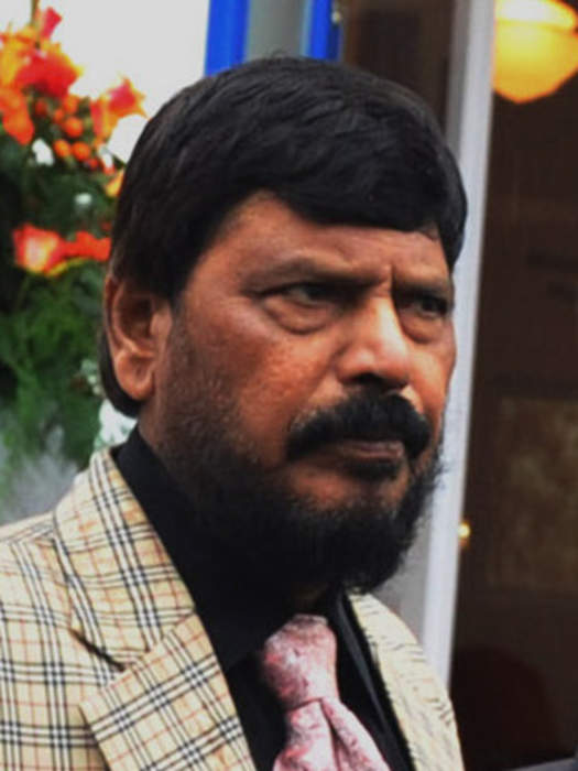 Ramdas Athawale: