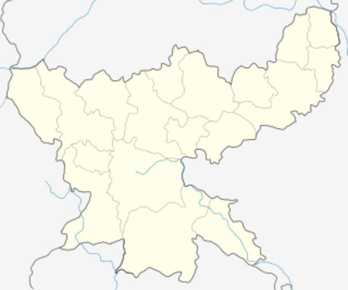 Ranchi: Capital of East Indian state Jharkhand