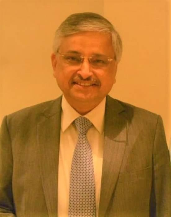 Randeep Guleria: Indian pulmonologist