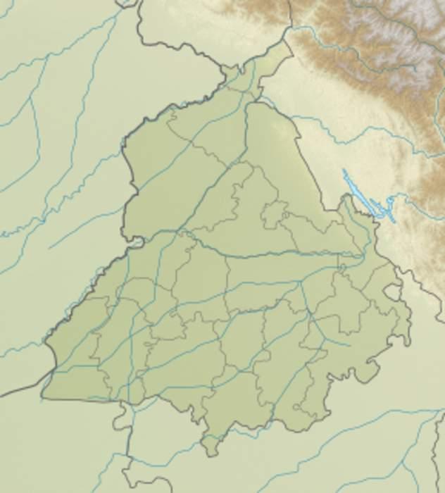 Ranjit Sagar Dam: Dam in Basholi & Pathankot