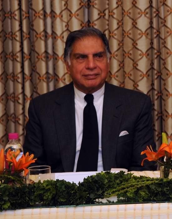 Ratan Tata: Indian Industrialist