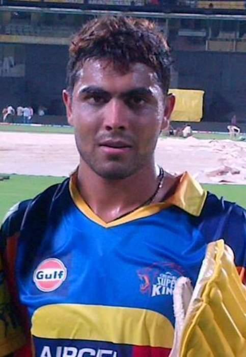 Ravindra Jadeja: Indian cricketer