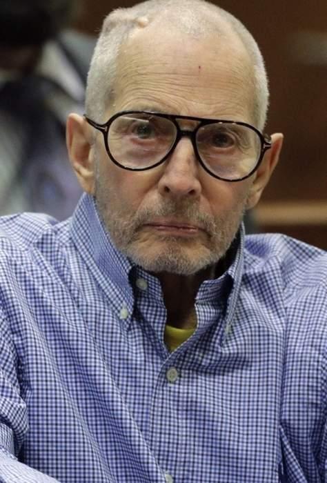 Robert Durst: American convicted murderer