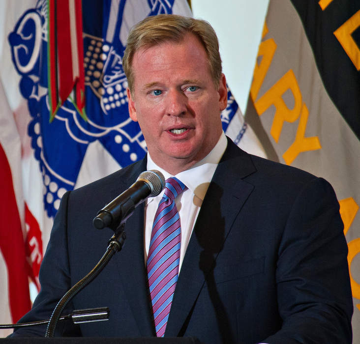 Roger Goodell: 8th Commissioner of the National Football League