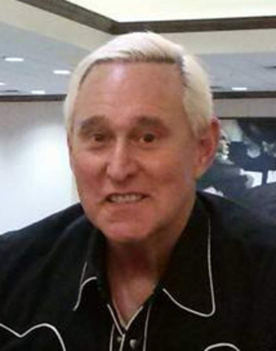 Roger Stone: American political consultant and lobbyist