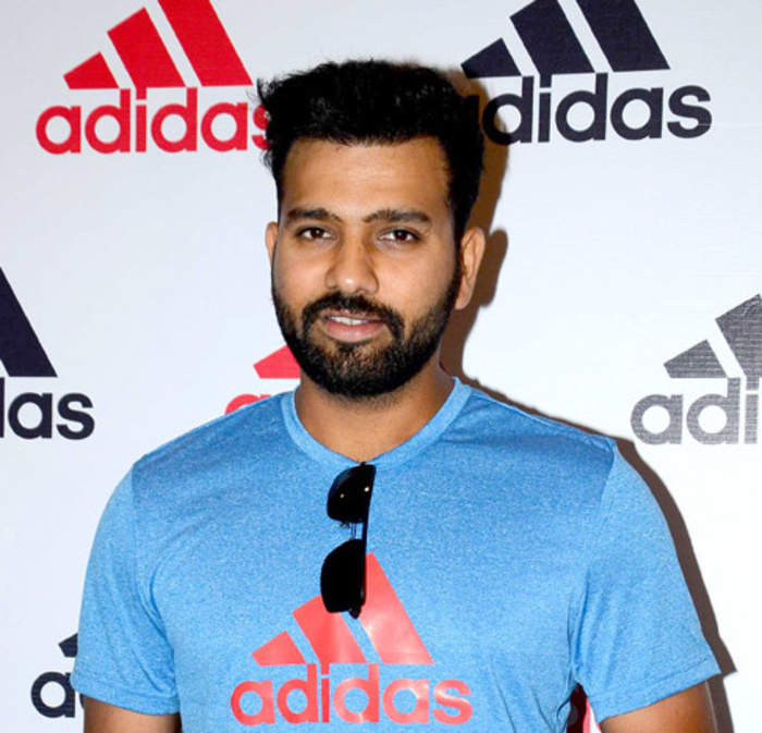 Rohit Sharma: Indian cricketer