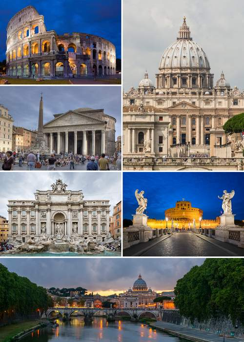 Rome: Capital city of Italy