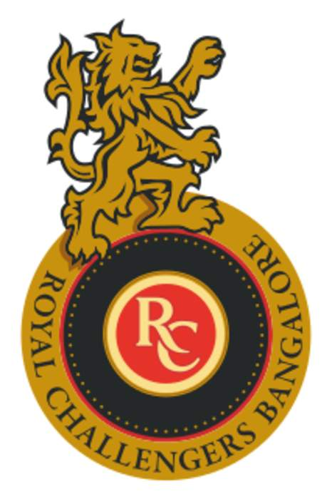 Royal Challengers Bangalore: Bangalore based franchisee of the Indian Premier League