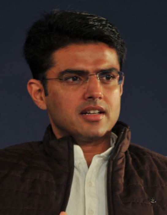 Sachin Pilot: Indian politician